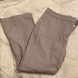 Express Columnist Pants in Gray size 14 short